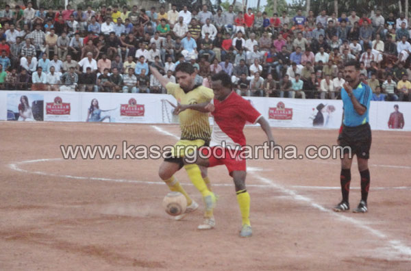 Thamb Melparamba Football tournament