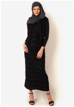 Model Dress Muslim Terbaru 2014
