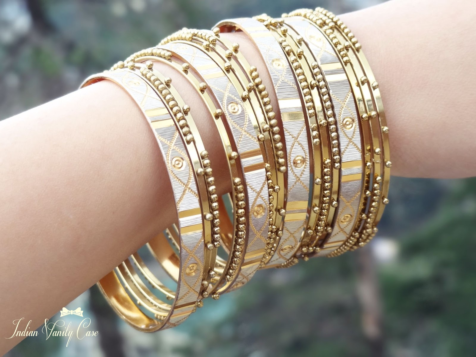 bangles diamond stackable stacked gold bangle yellow