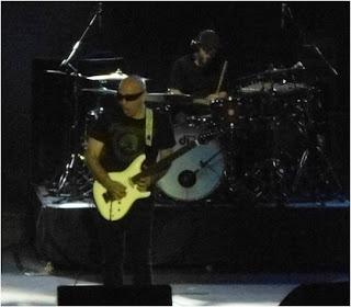 Joe Satriani Concierto G3 Caracas Venezuela 2012
