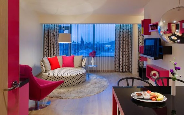... casa, arredamento, design #getinspired: DESIGN HOTEL : Missoni hotel
