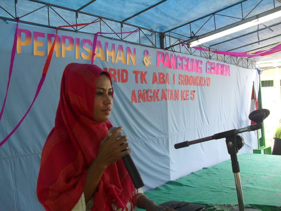 Gerakan Muhammadiyah Anggana Panggung Gembira Tk Aba 1