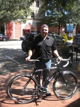 Darnell Carbon--Black Customized Bicycle