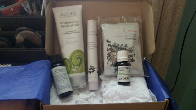 Goodebox Natural Skin Care and Makeup Subscription Box