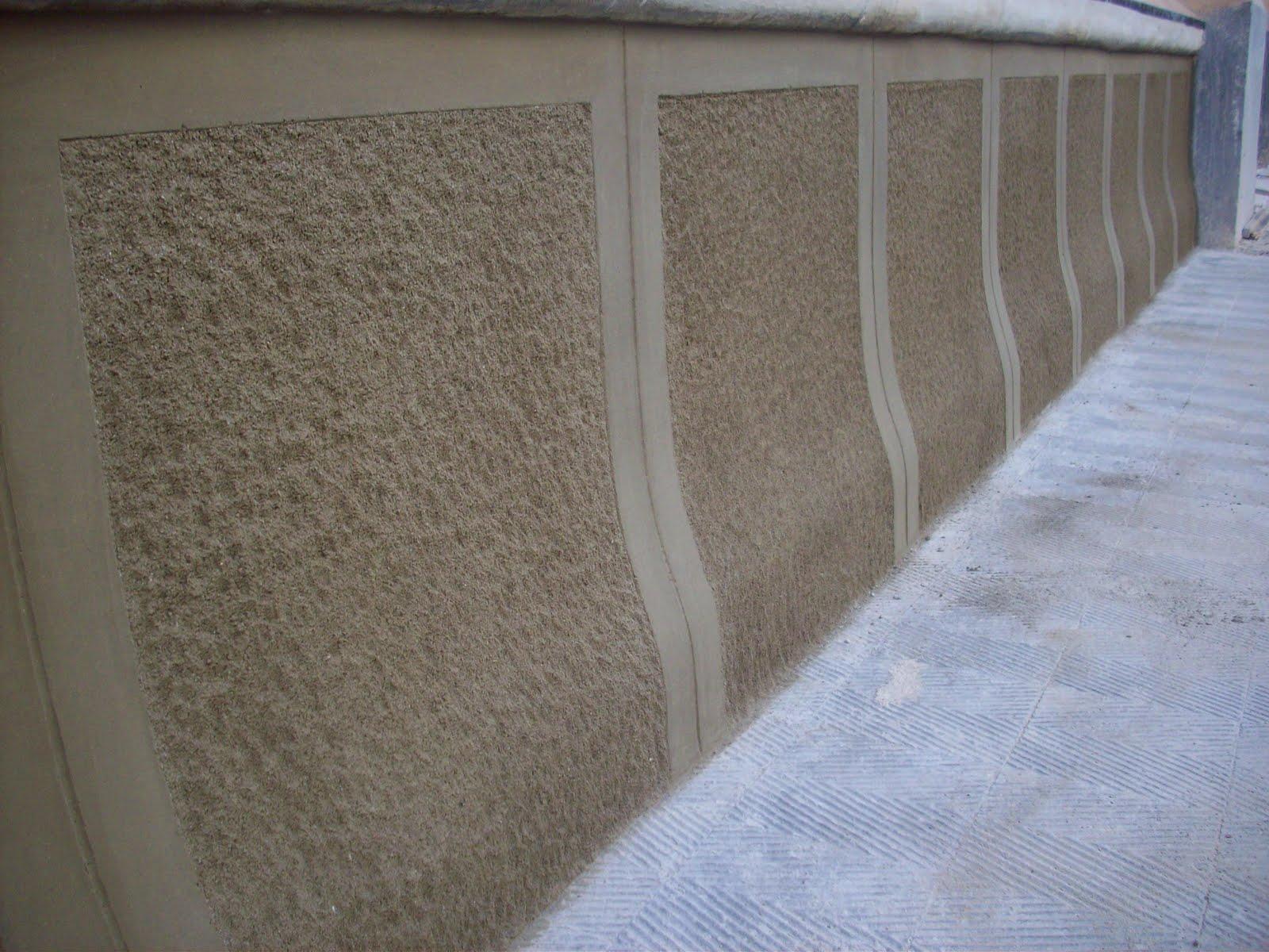 Estucos de cal for Zocalo fachada exterior
