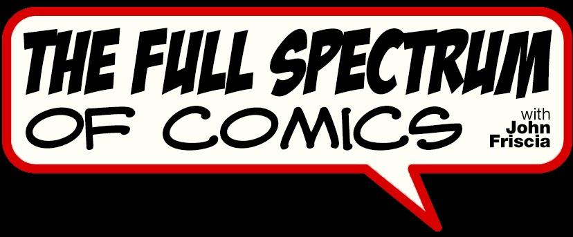 The Full Spectrum of Comics