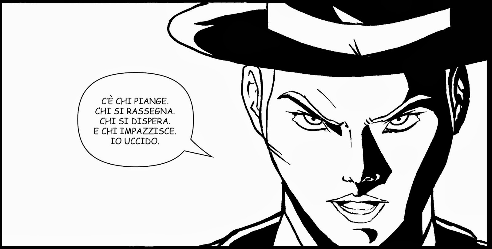 lady mafia fumetto italiano