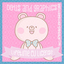 Dolls and Graphics Lifetime CU License