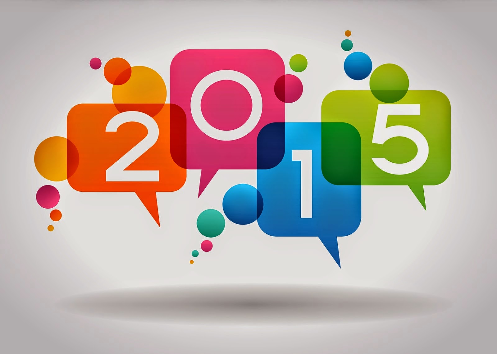 Advance New Year 2016 Clipart Images