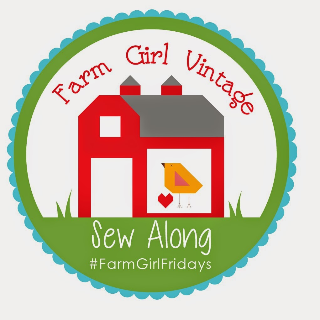 Farm Girl Friday Sew Along
