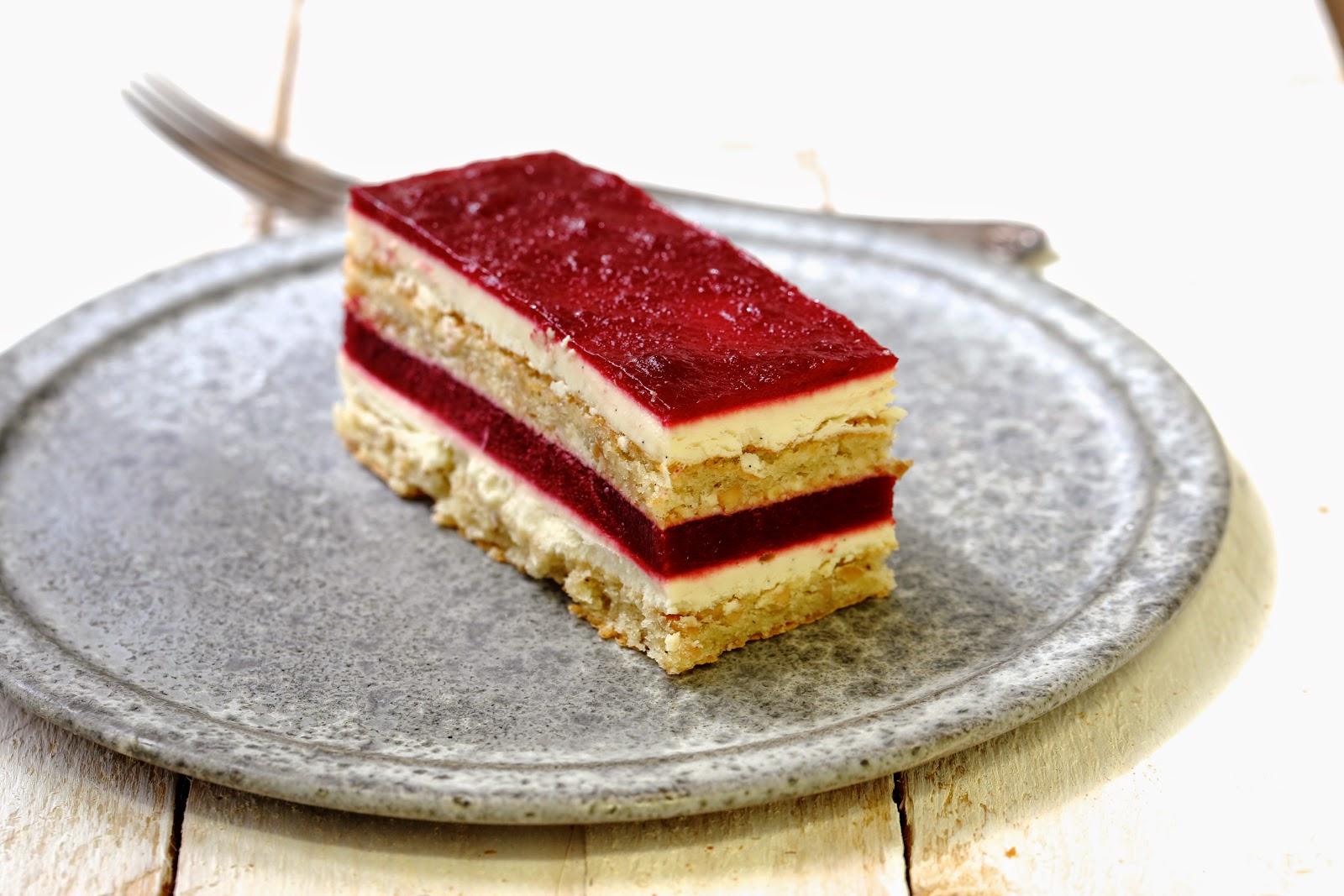 On dine chez nanou g teau de f tes des m res la vanille for Idee de dessert original