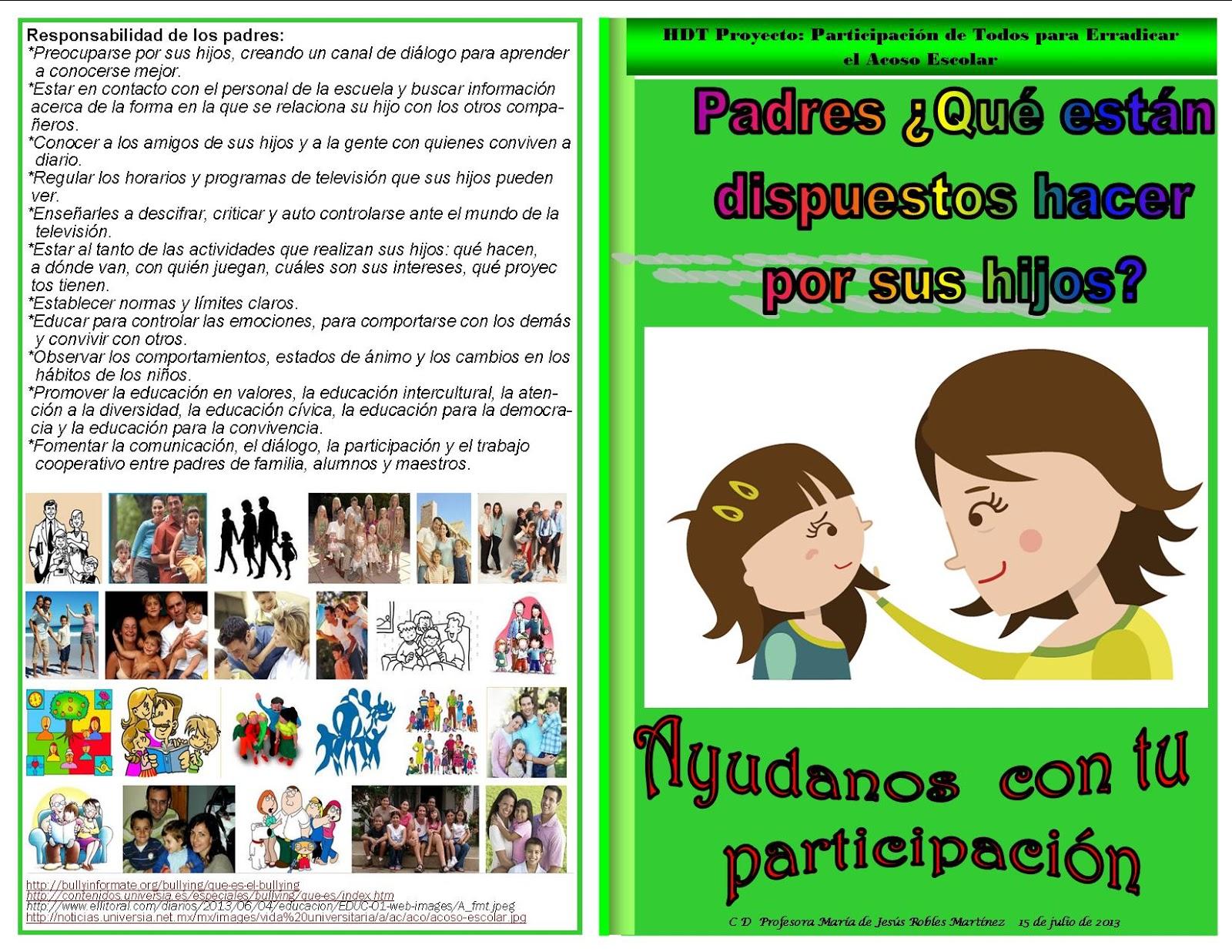 folletos: