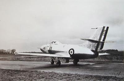 Dassault ouragan MD450.30L