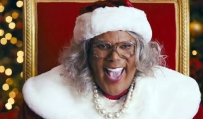 Tyler Perry wrote, directed, and stars in TYLER PERRY'S A MADEA CHRISTMAS, based on his play.