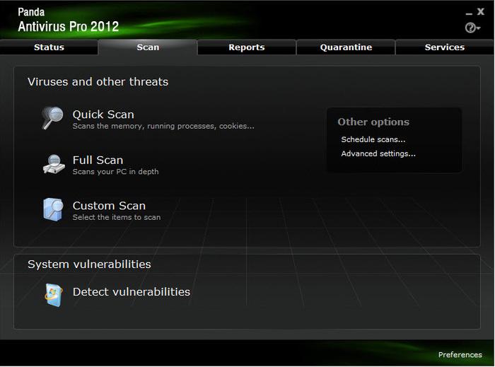 Rebate Software: McAfee AntiVirus Plus 2014, Panda Antivirus Pro 201 dogfig