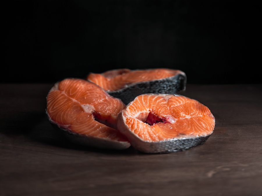 Il Salmone di Goya