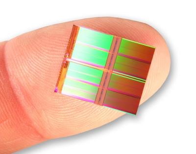 IMFT Announces NAND Flash 20 nm 128 Gb MLC Device