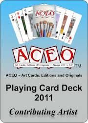 2011 ACEO Deck of Cards