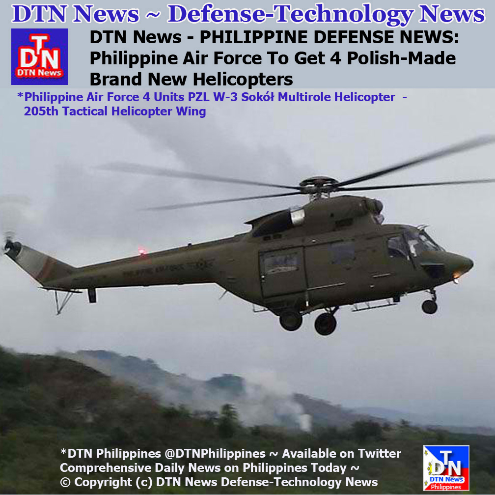 polish manufacturer to the philippine government malacanang said