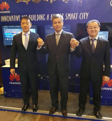 Huawei launches Industry's first 'Joint Innovation Solution & Demo Centre' at the Huawei Enterprise ICT Summit 2015