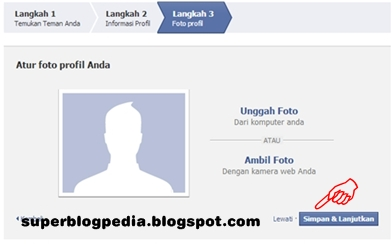 tutorial cara membuat facebook