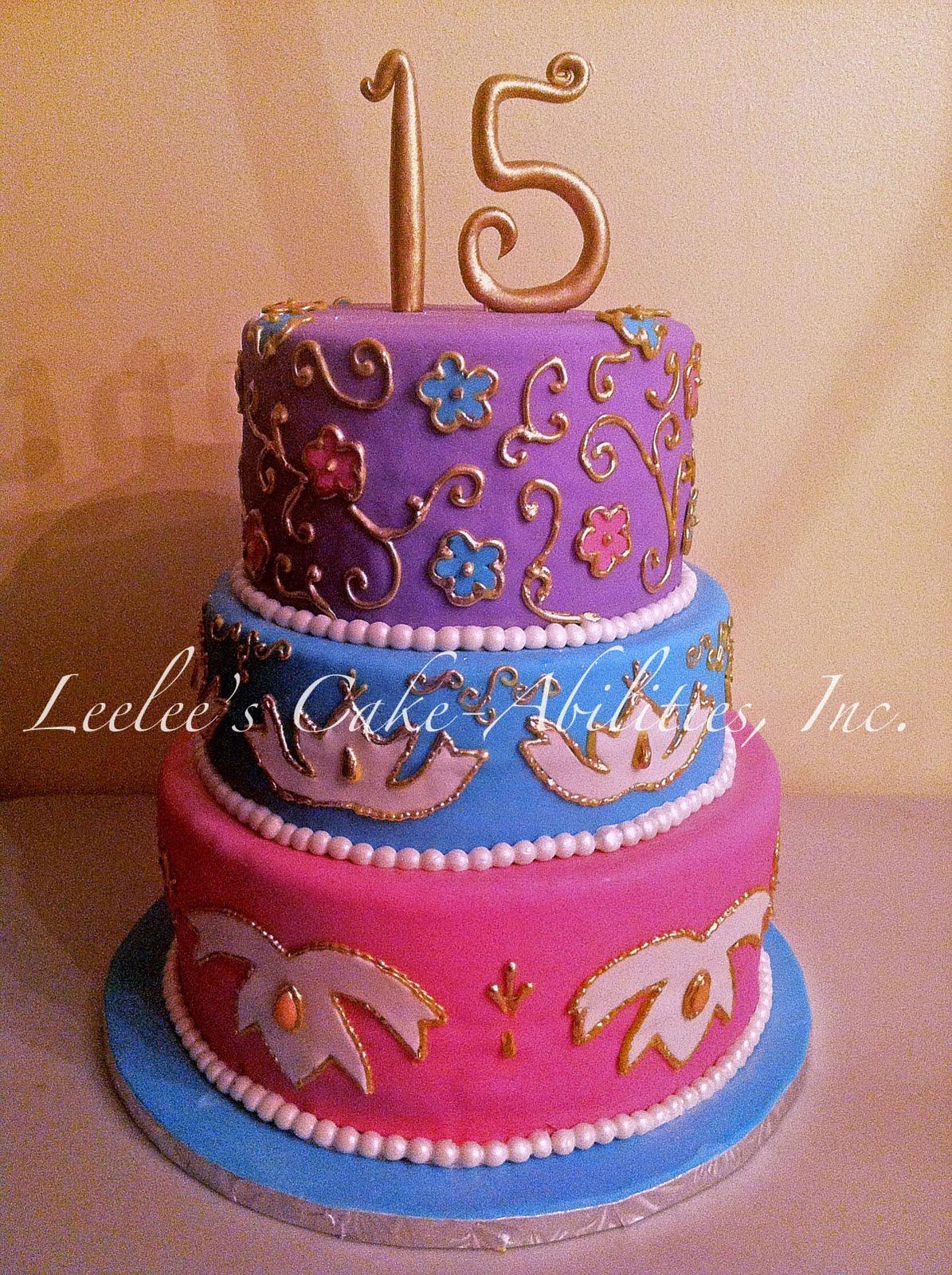 Arabian nights sweet 16 arabian nights themed cake car for Arabian cake decoration