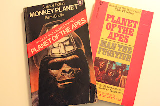 Monkey Planet by Pierre Boulle, the book that inspired the film Planet of the Apes