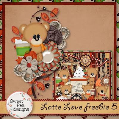 Latte Love Freebie 5
