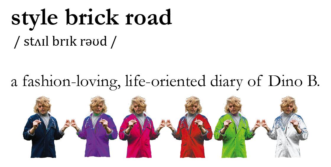 style brick road