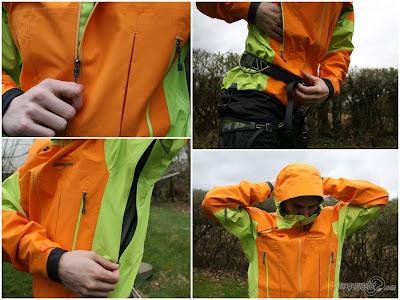Pataginoa Jacket Details