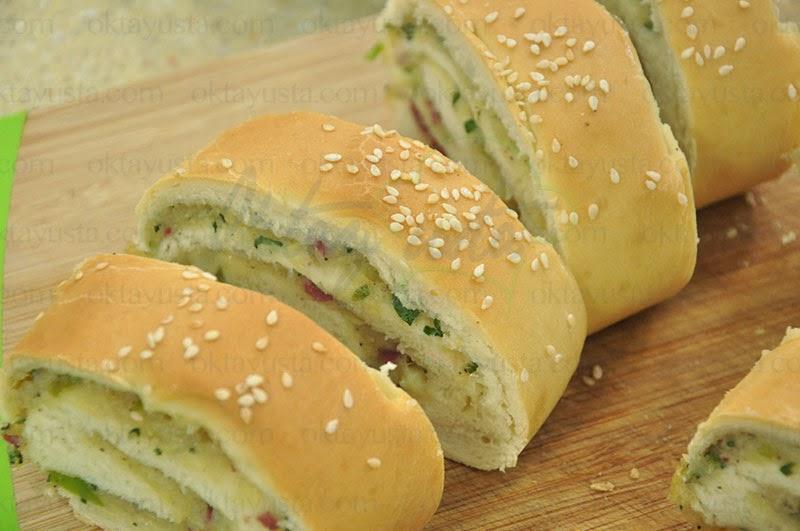 Patetesli Ekmek Tarifi Yapımı