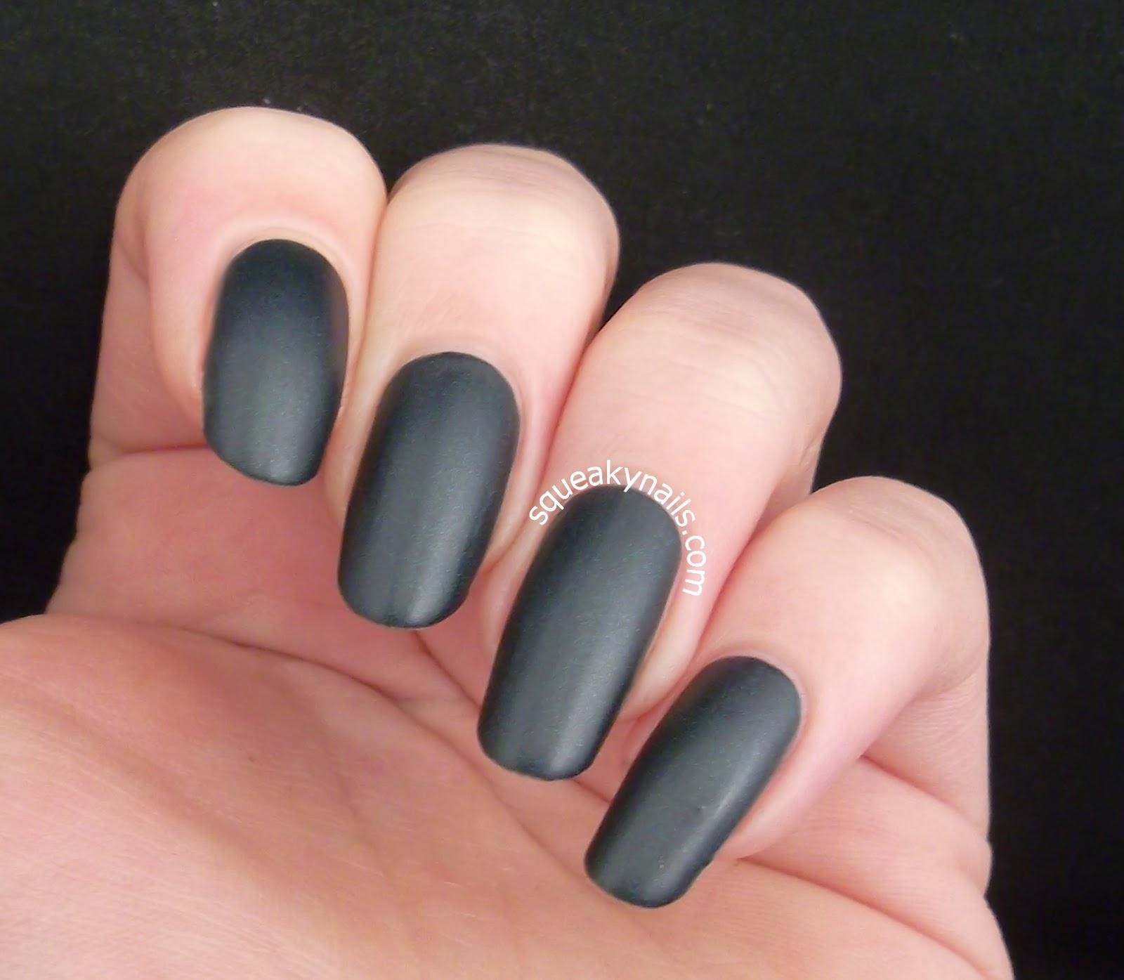 Spell Polish Dark Horse | Squeaky Nails