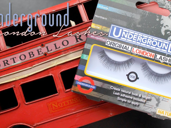 Underground London Lashes.