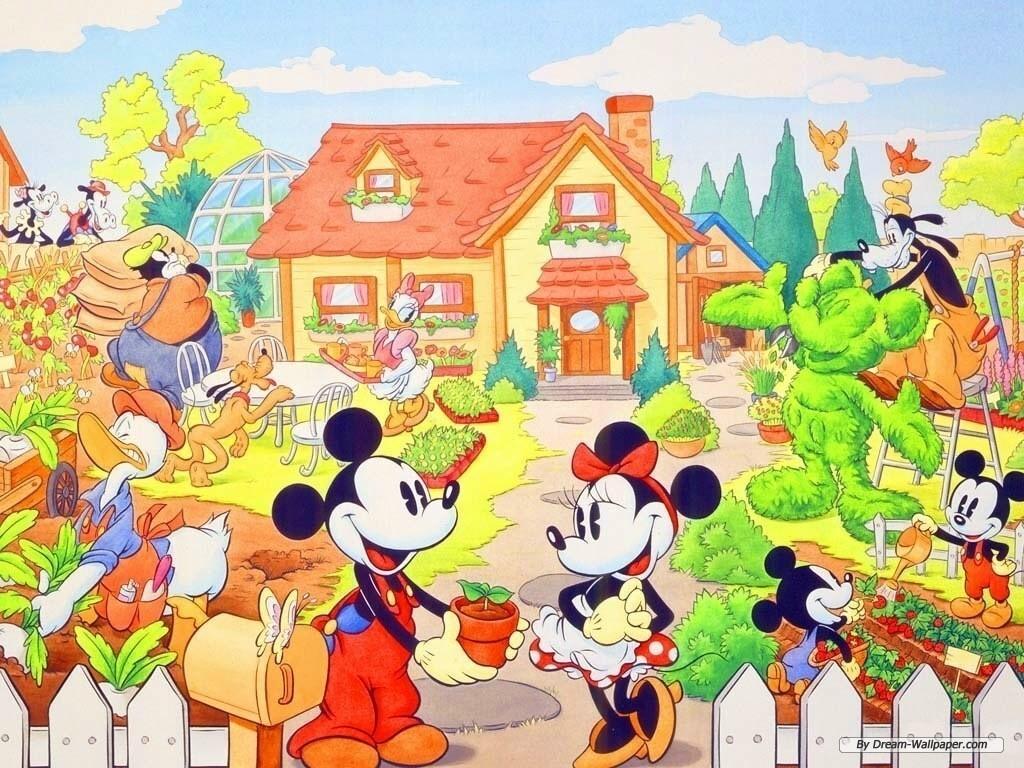 Mickey mouse y sus amigos fotos e im genes en fotoblog x for Love theme images