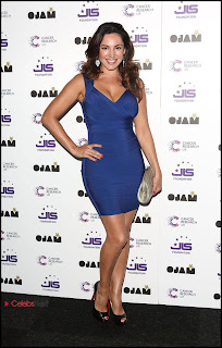 Kelly Brook Pictures at JLS Foundation Fundraiser in London  0001.jpg
