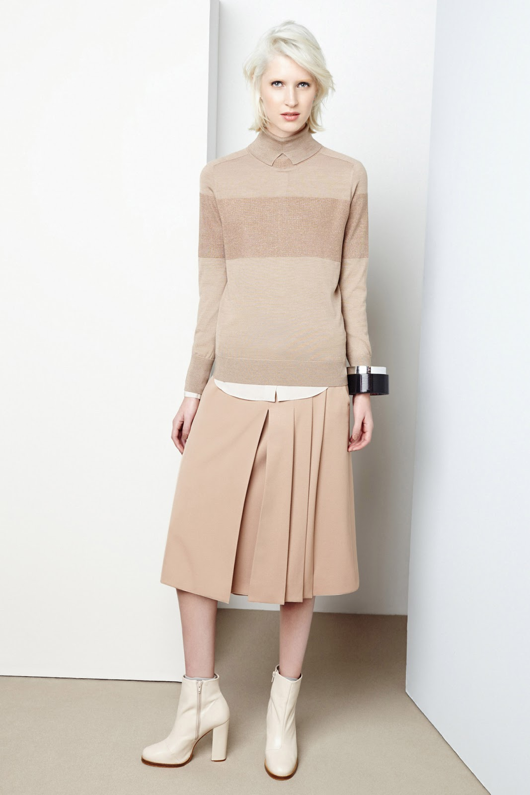 via fashioned by love | Piazza Sempione Pre-Fall 2015 | camel trends | 2015