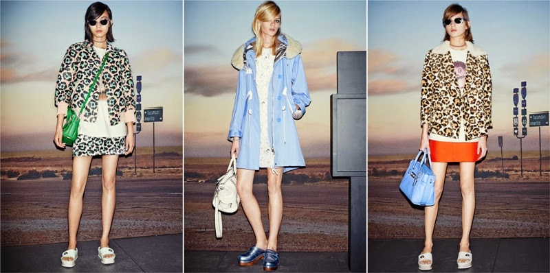Coach Women's Spring Summer 2015 Lookbook , Coach Spring Summer, Coach Women's, Coach Malaysia, Coach Lookbook