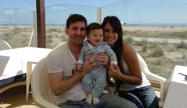 Foto: Lionel Messi.