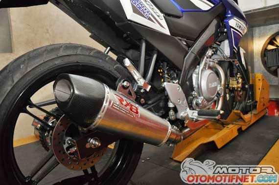 Cara Memaksimalkan Performa Yamaha Vixion & YZF-R15