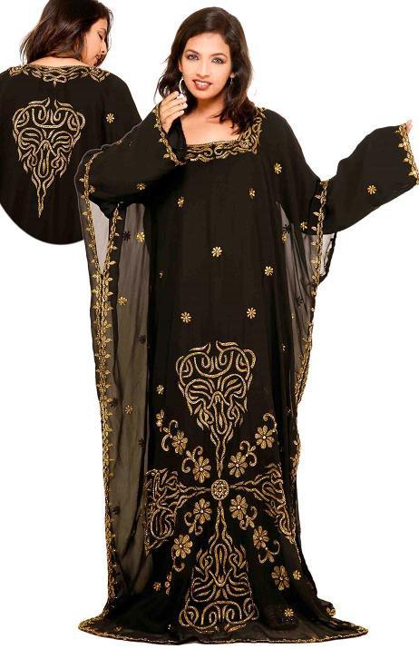 Arabian wedding dresses