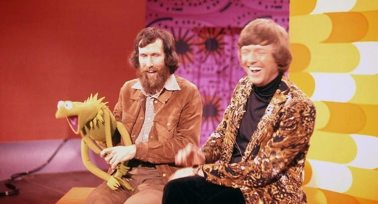 JIM HENSON, 1974. CLICK ON PHOTO TO WATCH IT!