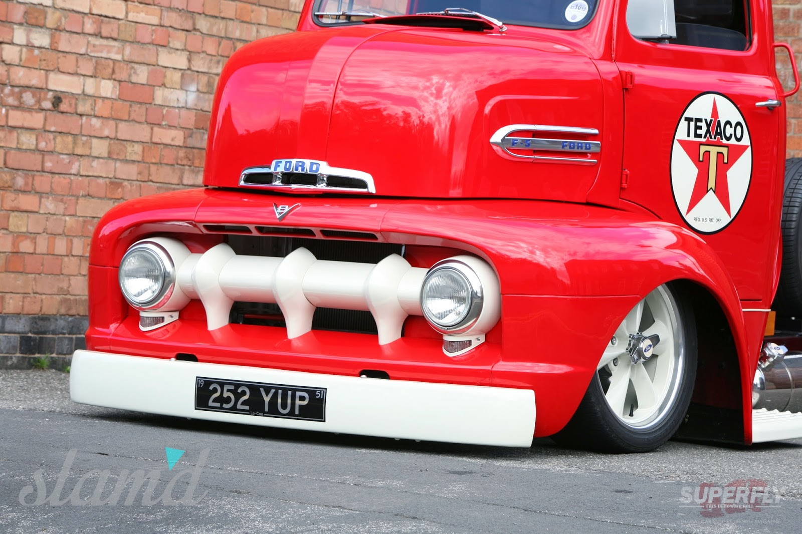 1951 ford coe tow - photo #29