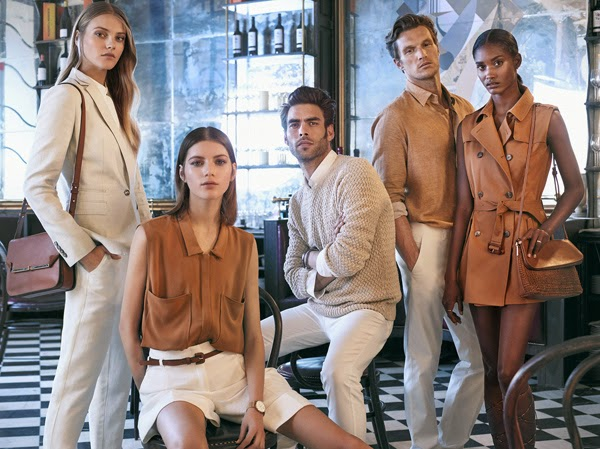 Massimo Dutti 689 5th Avenue Limited Collection primavera verano 2015
