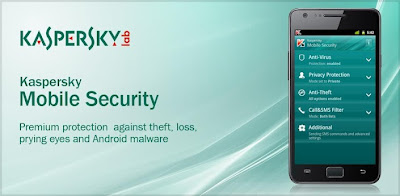 DOWNLOAD Kaspersky Mobile Security v9.10.118 Apk App
