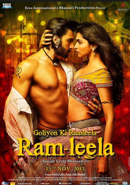 Goliyon Ki Rasleela Ram Leela 2013