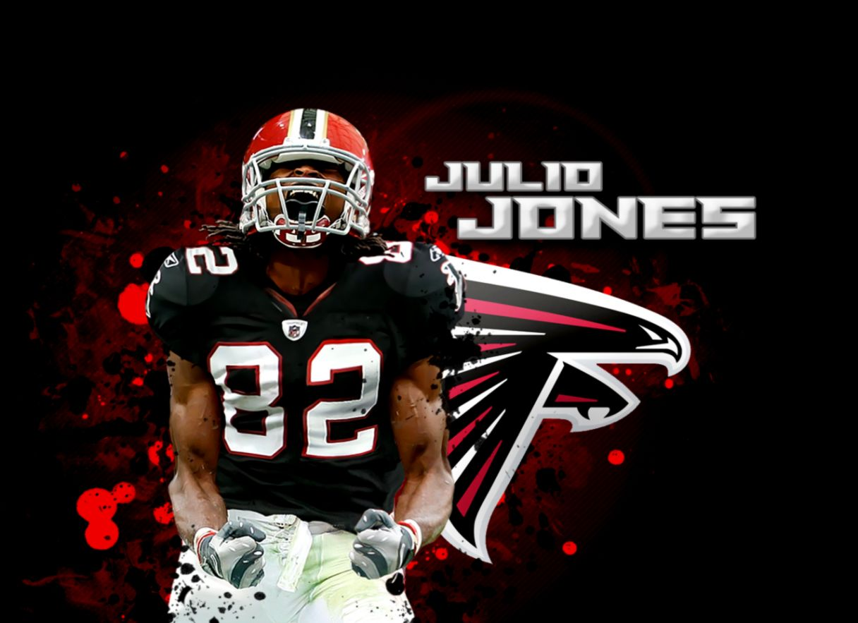 Julio Jones And Roddy White Wallpaper 54622  DFILES