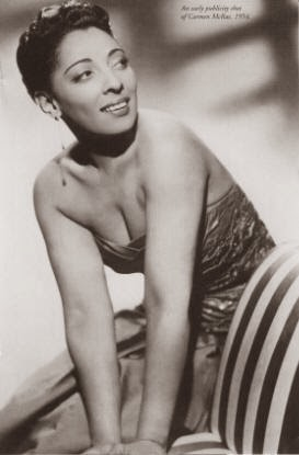 Carmen Mccrae Born 8 April 1920 together with Bio 2768 also 200708 besides Freddie Redd   Worth together with Q11143782661. on oscar pettiford and harlem
