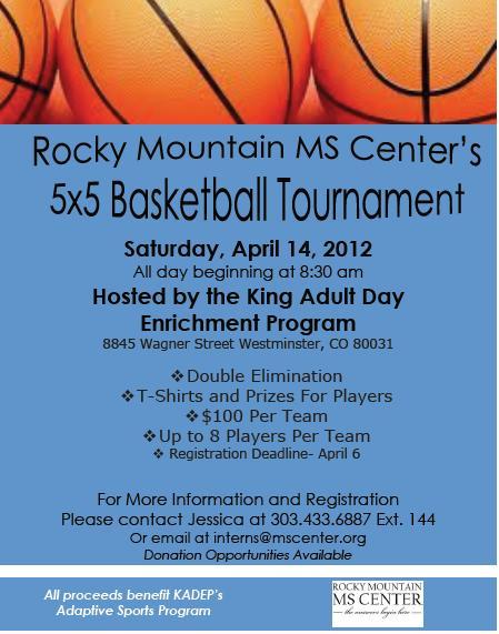 The kadep blog basketball tournament at kadep for Basketball tournament program template