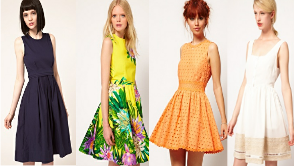 Fashion Dress Wanita Berbagai Jenis Dress Wanita