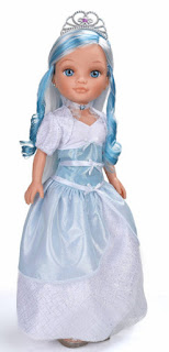 TOYS : JUGUETES - NANCY Princesa de Cristal | Muñeca Producto Oficial 2015 | Famosa 700012410 | A partir de 4 años Comprar en Amazon España